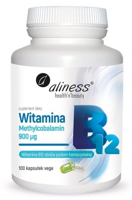 Witamina B12 Methylcobalamin 900µg